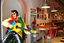 Anni 50 Diner Firenze