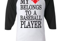 Baseball shirts / by Becki Donnell