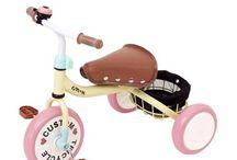 Tricycle / A la recherche d'un tricycle pour ma fille 娘の為の三輪車探し