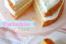 Cookies and Candies and Cakes - OH MY! / by Nichole Grote Stetz