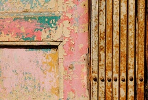Texture/pattern/colour / texture, pattern and colour to inspire