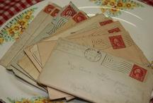 Mail. It was called Mail. / by Sandie Sturdivant Steadman