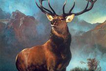 peintures Edwin Landseer