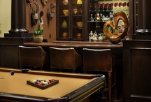 Billiards bar