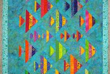 Quilts - fish