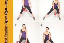 Kettlebell Exercises & Workouts / Some of our favorite Kettlebell Exercises!