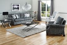 Complete The Look / Are you looking for Inspiration? These room sets have been carefully designed to help you create the look that you have always dreamt of. Everything in these pictures from the furniture to the lights are for sale at www.cookesfurniture.co.uk