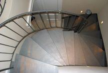 Treppen metall