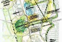 schematic architecture concept