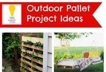 Pallet Projects / by Claire Sharp