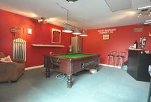 Entertaining The Guests / Rooms fit for all sorts of fun from fine dining to games