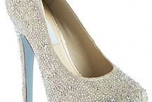Blue By Betsey Johnson Bridal Shoes / Blu By Betsey Johnson Designer Bridal Shoes For a hot and trendy look on your wedding day, Blue By Betsey Johnson.  From Crystal Platforms to blue ballet shoes.