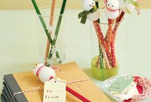 Kids Crafts - Winter / Great inspiration for kids winter projects and crafts.