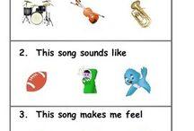 Activités d'écoute
