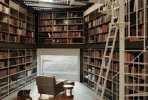 My Future Abode...the Library / Concepts for my home library