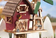 Bird Houses / by Louise Stahlman