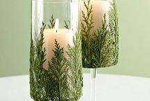 «christmas ideas decoration crafts»