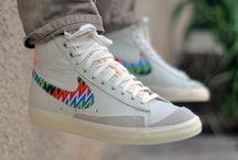 We Love Nike blazers