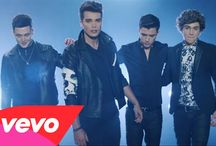 Union J Music Videos