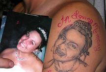 Fail tetoválás