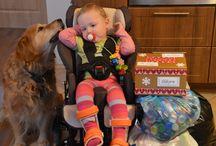 Rett syndrom, CDKL5 - hope for Eli / Hope for Elizabeth - the story of a little girl with epilepsy