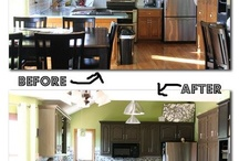 my kitchen redo ideas