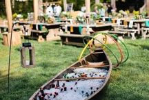 Something Different Wedding Inspiration / Really great, unusual and original wedding ideas