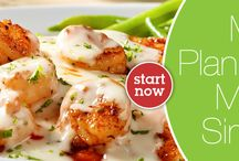 Meal planning tips / Menu and meal planner - stay organized and save $$$