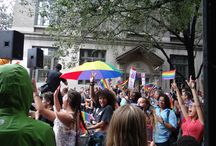 Pride NYC 2015 / Our trip to Pridefest in NYC this year