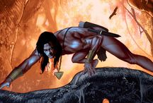 Tarzan / by Rick Brown
