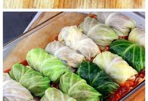stuffed cabbage etc
