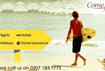 Holidays Special / Comefli provides special deals for the holiday destinations worldwide.
