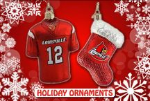 Cardinals Gift Guide / Check these items out at gocards.com or at Cardinal Authentic for some great Christmas gifts! / by Louisville Cardinals