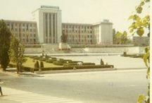 Academia Militara / Poze din diferiti ani cu Academia Militara din cartierul Cotroceni