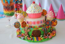 Candy Land Birthday Party / by Stephanie Brauer