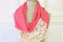 DIY scarves