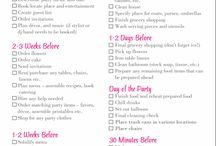 sarahs birthday party ideas
