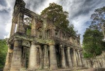 Ancient Ruins / by Shailendra Tokas