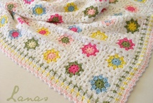 Crochet Afghans 'n such / by Julie Chee