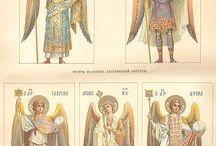 фигуры икон