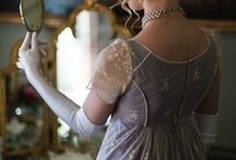 Regency Fashion / Regency attire for men and women