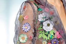 Floral Appliques / by Kathryn Irby