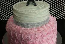 synttäri kakkuja