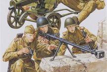 WW2 Soviet Union/Army