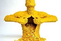 LEGO / Created by Nathan Sawaya