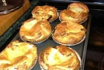 Yorkshire Pudding.