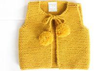 Haine copii tricotate