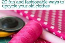 Refashion your clothes
