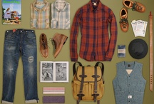 Clothes, Shoes, Gear and more... / by Patrick Ross