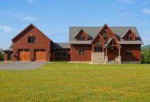Craftsman Timber Frame Homes
